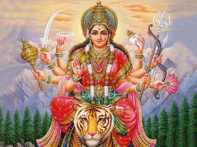 नौ दिन नवरात्रों के होते हैं पावन