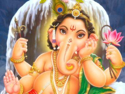 हे गणेश भगवान तुमरो चुहा राम कसम से बहोतइ है सैतान