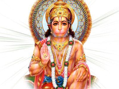 नाच रहे हनुमान राम गुण गा गा के